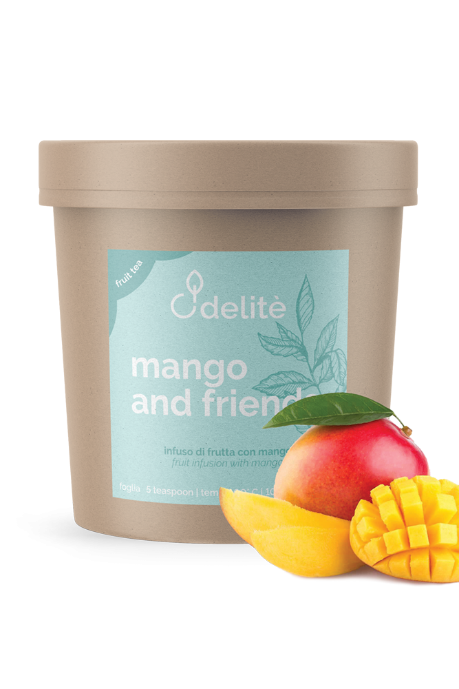 Mango and Friends